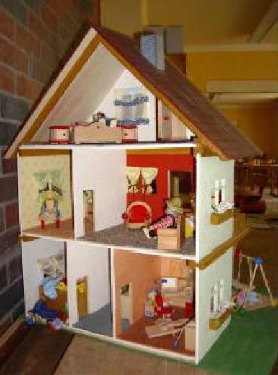 Puppenhaus Holz Selbst Bauen ~ Herzberg  Bundesverband Produktionsschulen e V